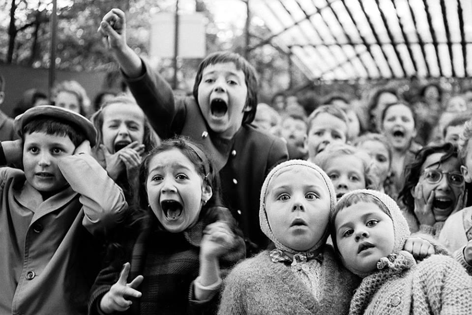 reakcja dzieci